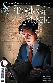 Books of Magic (2018-) #1