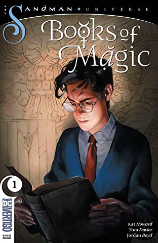 Books of Magic (2018-) #1