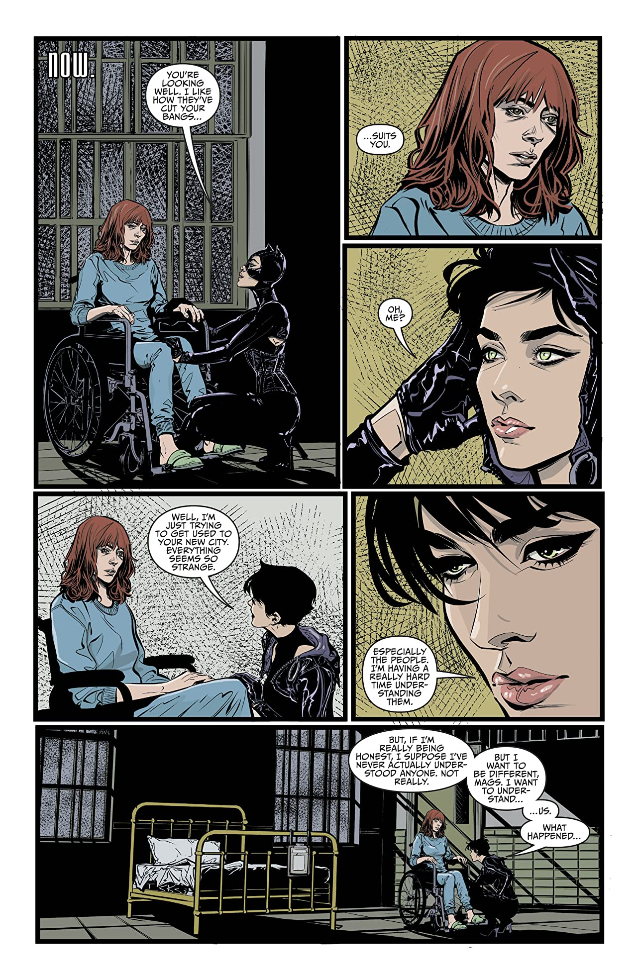 Catwoman (2018-) #4