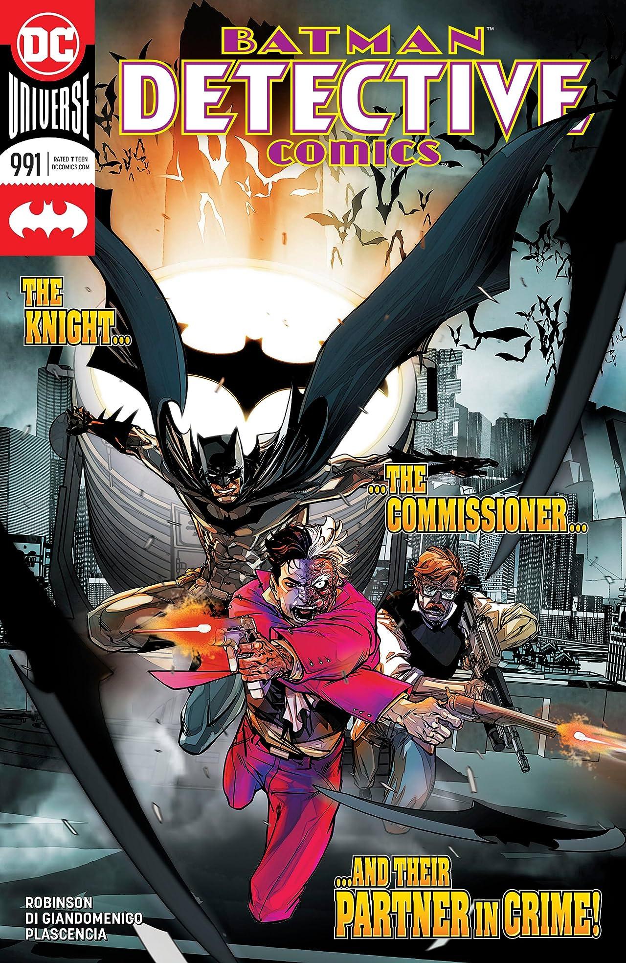 Detective Comics (2016-) No.991