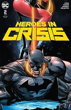 Heroes in Crisis (2018-2019) #2
