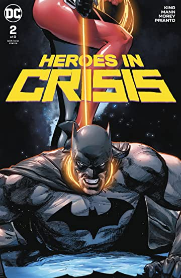Heroes in Crisis (2018-) No.2