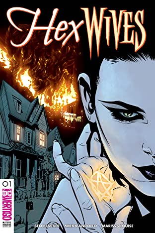 Hex Wives (2018-) #1