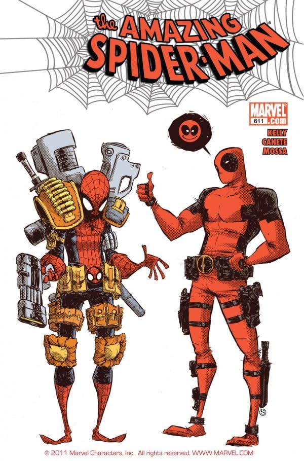 Amazing Spider-Man (1999-2013) #611