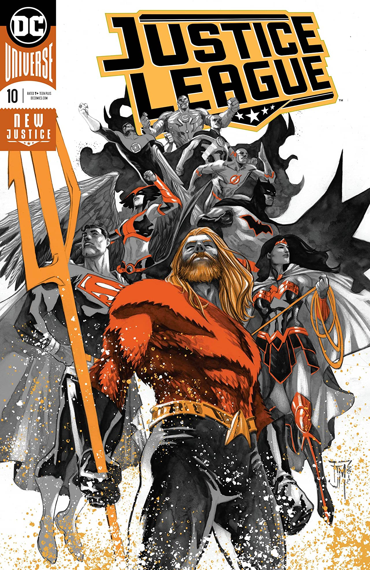 Justice League (2018-) No.10