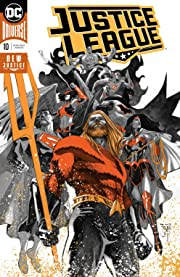 Justice League (2018-) #10