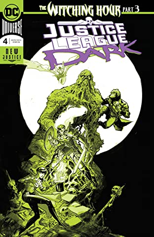 Justice League Dark (2018-) No.4