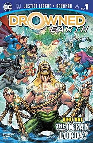 Justice League/Aquaman: Drowned Earth Special (2018) No.1