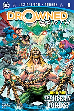 Justice League Dark/Aquaman: Drowned Earth Special (2018-) #1