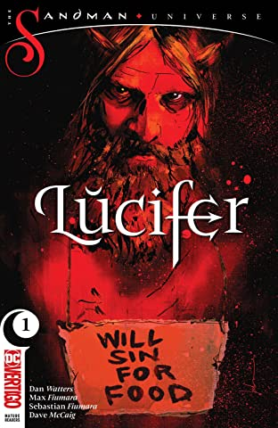 Lucifer (2018-) No.1