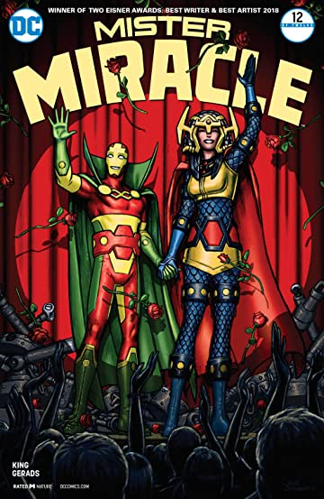 Mister Miracle (2017-2019) #12