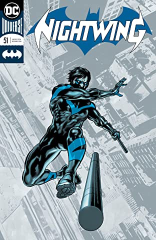 Nightwing (2016-) No.51