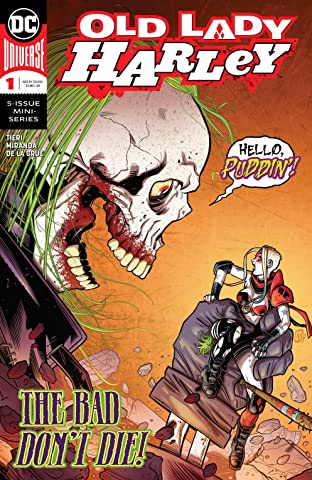 Old Lady Harley (2018-) #1