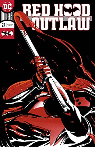 Red Hood: Outlaw (2016-) No.27