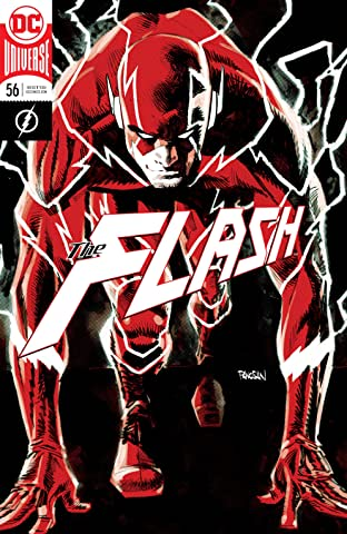 The Flash (2016-) #56