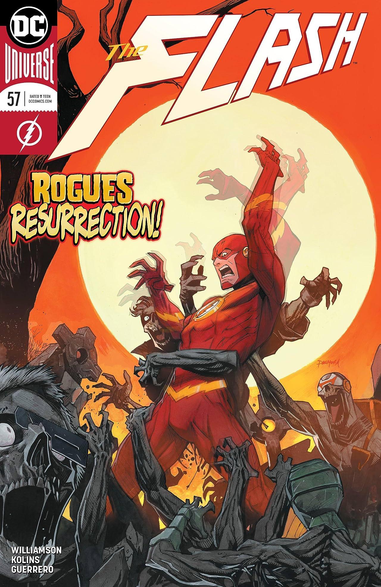 The Flash (2016-) #57