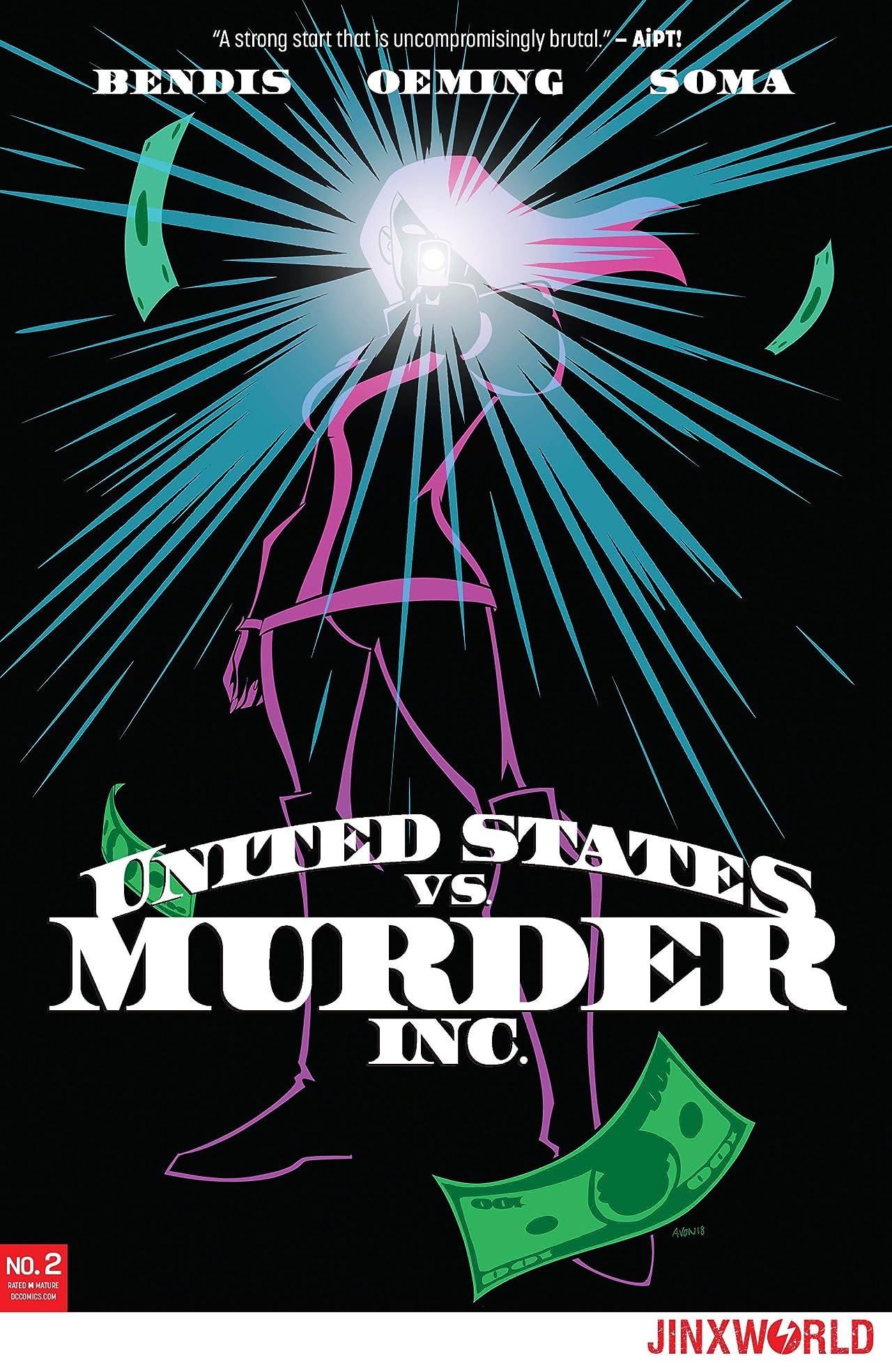 United States vs. Murder, Inc. (2018-) No.2