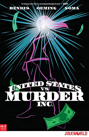 United States vs. Murder, Inc. (2018-) #2