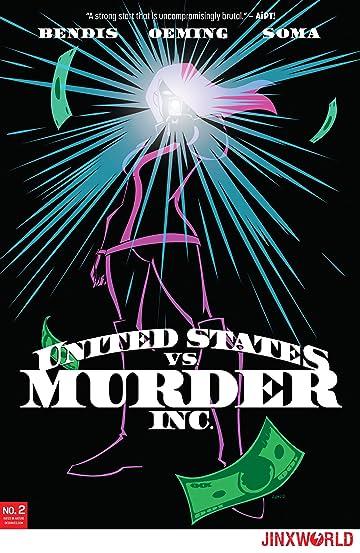 United States vs. Murder, Inc. (2018-) #2