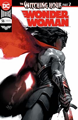 Wonder Woman (2016-) #56
