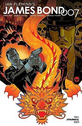 James Bond: 007 (2018-) #1