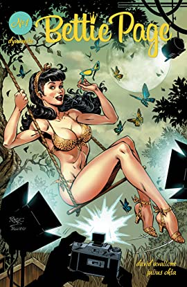 Bettie Page Vol. 2 #1