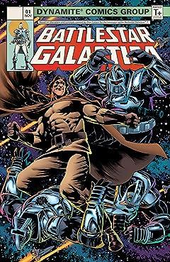 Battlestar Galactica Classic No.1