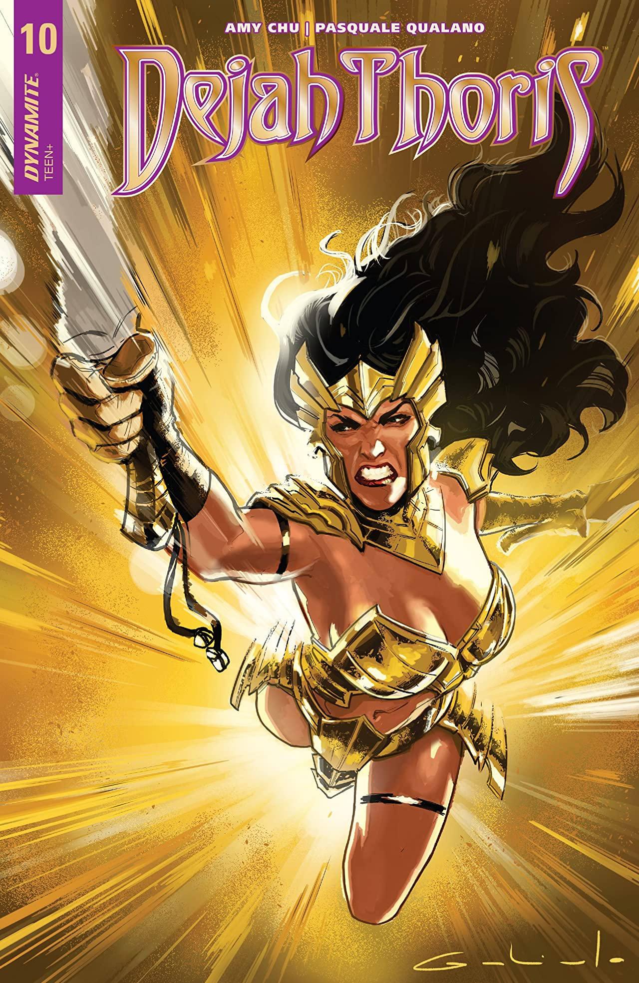 Dejah Thoris Vol. 4 No.10