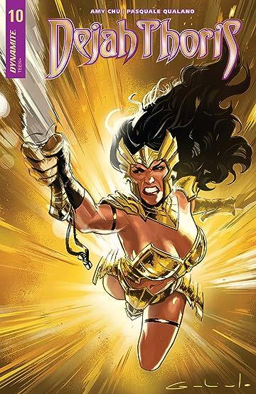Dejah Thoris Vol. 4 #10