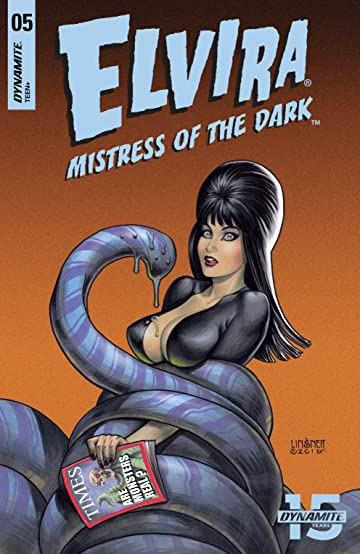 Elvira: Mistress Of The Dark #5
