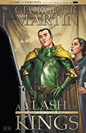 George R.R. Martin's A Clash Of Kings: The Comic Book #16