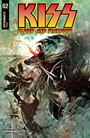 Kiss: Blood and Stardust #2
