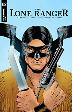 The Lone Ranger Vol. 3 (2018-) #2