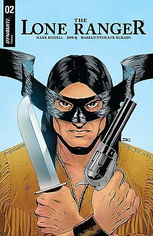 The Lone Ranger Vol. 3 (2018-) #2