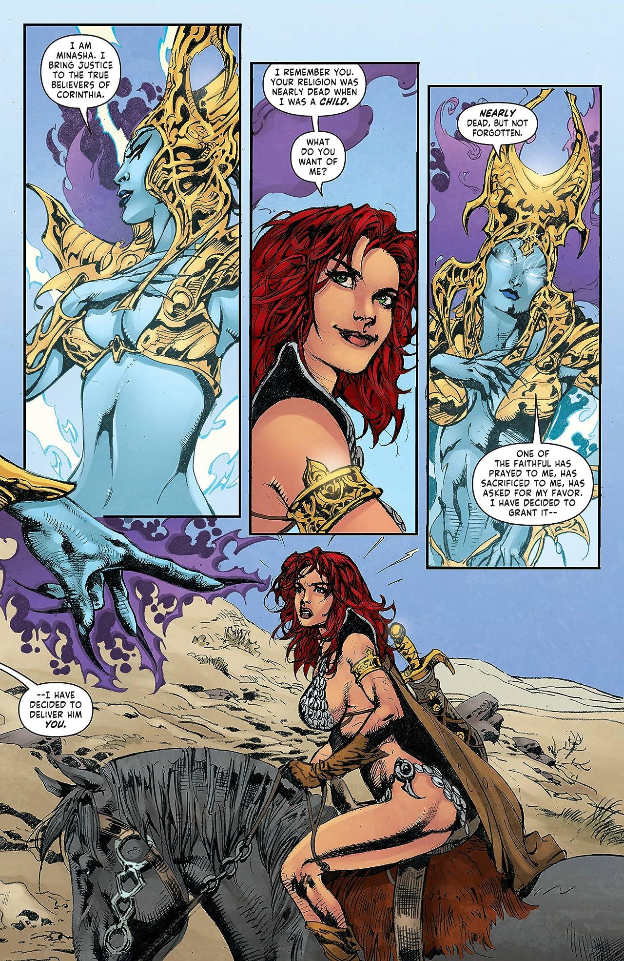 Red Sonja Vol. 4 #23