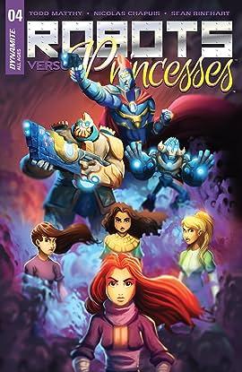 Robots Vs. Princesses #4