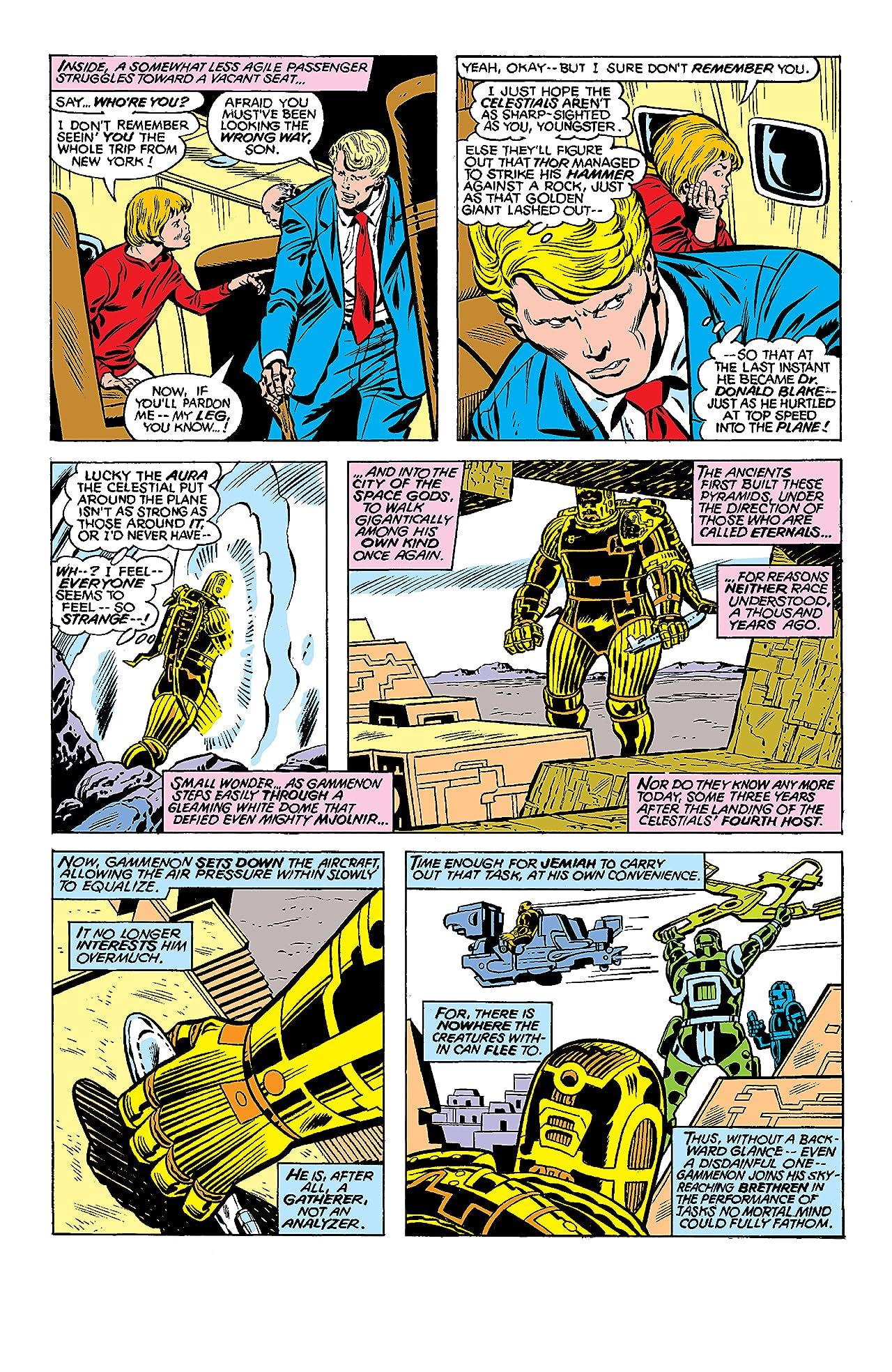 Thor (1966-1996) #284