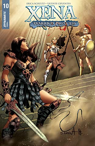 Xena: Warrior Princess Vol. 4 #10