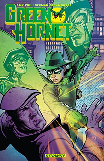 Green Hornet Vol. 1: Generations