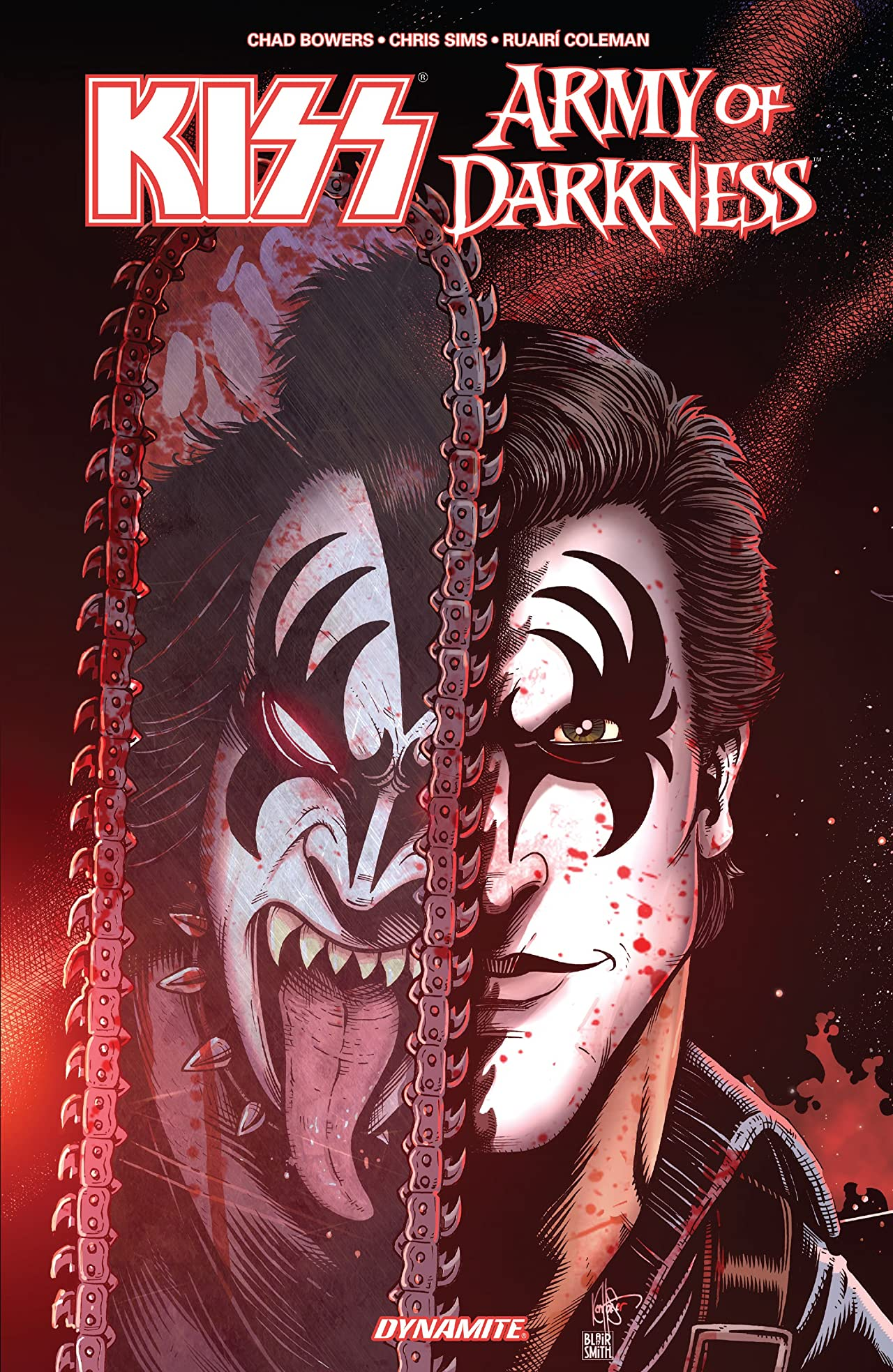 Kiss/Army of Darkness Tome 1