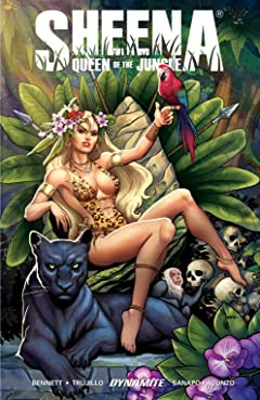 Sheena: Queen of the Jungle Vol. 2