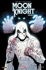 Moon Knight Legacy Vol. 1: La folie dans le sang