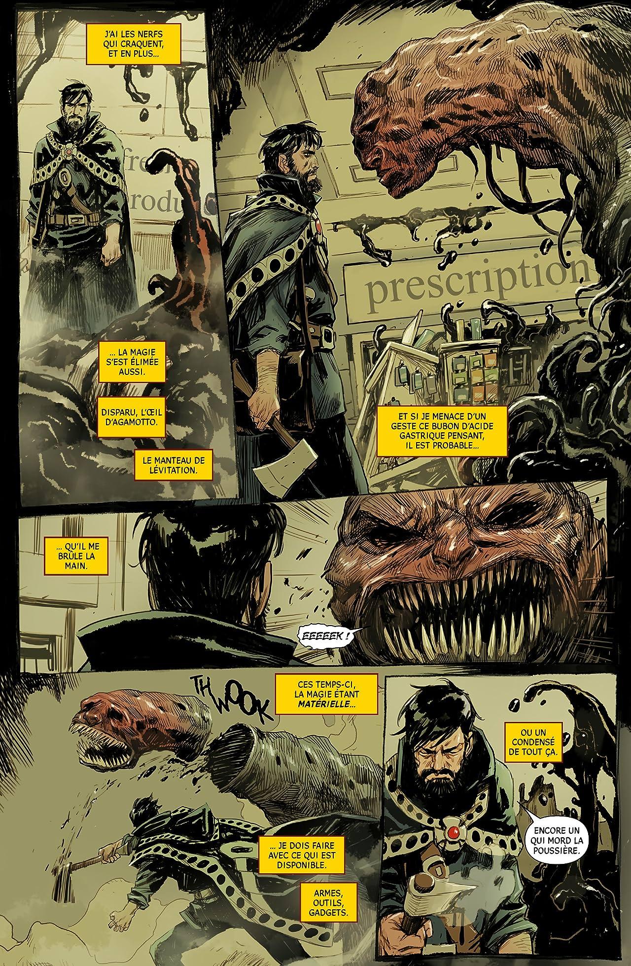 Doctor Strange Vol. 5: Secret empire