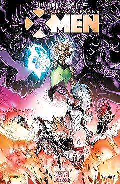 Extraordinary X-Men Vol. 3: Royaumes déchus