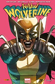 All-New Wolverine Vol. 3: Ennemie d'État