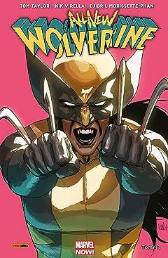 All-New Wolverine Vol. 3: Ennemie d'État