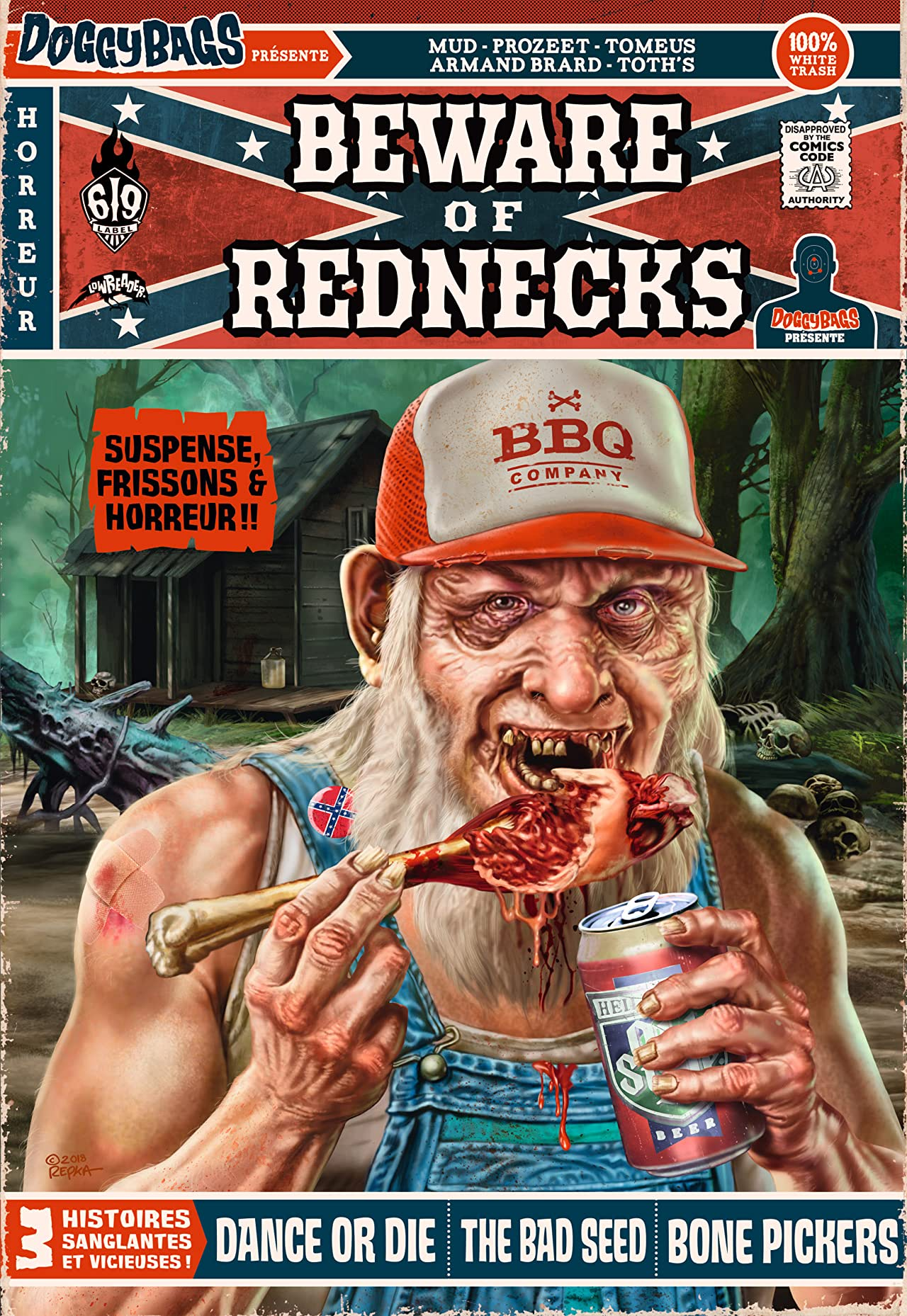 DoggyBags Présente Vol. 3: Beware of Rednecks