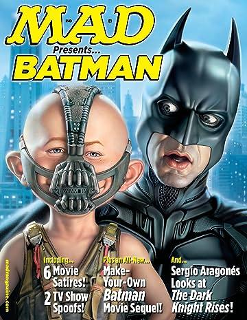 MAD Presents Batman (2012) #1