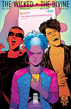 The Wicked + The Divine: The Funnies No.1