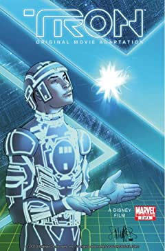 Tron: Original Movie Adaptation #2 (of 4)